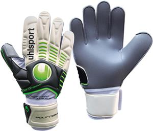 Uhlsport Ergonomic Super Graphit Goalie Gloves