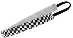 Red Lion Checkerboard Sport Fashion Headbands