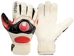 Uhlsport Ergonomic Soft SF/C Soccer Goalie Gloves