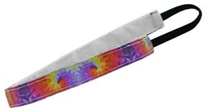 Red Lion Tie Dye Sport Fashion Headbands