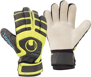 Uhlsport Cerberus Soft Soccer Goalie Gloves