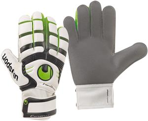 Uhlsport Cerberus Starter Graphit Goalie Gloves