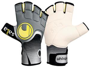 Uhlsport Sala Roughprofile Soccer Goalie Gloves