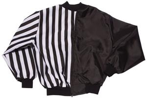 Football Officials Weatherproof Reversible Jacket