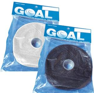 12' Roll of Velcro - White or Black