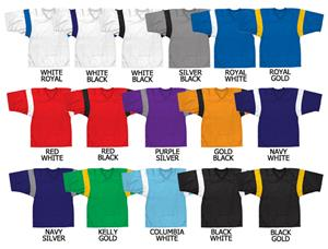Football All Dazzle Cloth Jersey Sleeve Insert