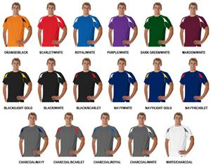 Alleson G506S1 Gameday Short Sleeve Shirts