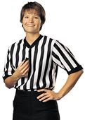 Basketball Officials Womens MXS Ultra Mesh Shirt