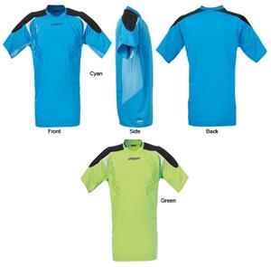 Uhlsport Torwart Tech SS Goalkeeper Soccer Jerseys