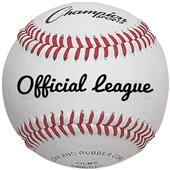 Champion Official League Raised Seam Baseballs