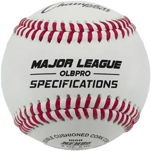 Champion Major League NFHS Raised Seam Baseballs