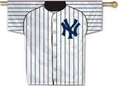 MLB New York Yankees 2-Sided Jersey Banner