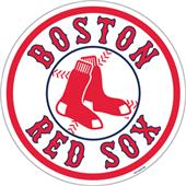 "MLB Boston Red Sox 12"" Die Cut Car Magnets"