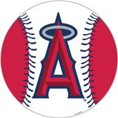 "MLB Anaheim Angels 12"" Die Cut Car Magnets"