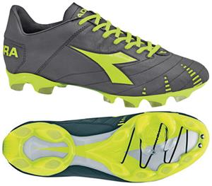 Diadora Evoluzione K BX 14 Soccer Cleats - Black