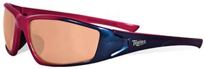 Maxx MLB Minnesota Twins Viper Sunglasses