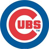 "MLB Chicago Cubs 12"" Die Cut Car Magnets"