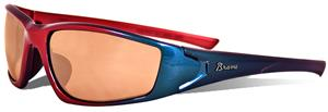 Maxx MLB Atlanta Braves Viper Sunglasses