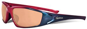 Maxx MLB St. Louis Cardinals Viper Sunglasses