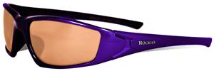 Maxx MLB Colorado Rockies Viper Sunglasses