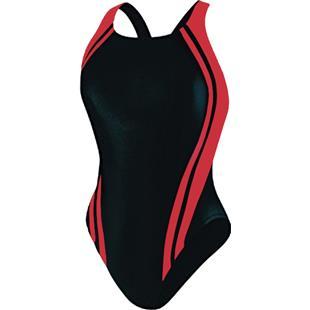Adoretex Team Splice Wide Strap 1 Piece Swimsuit