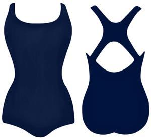 Adoretex Womens Fitness Conservative Lap Swim Suit