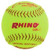 "Champion NFHS Synthetic 12"" Softballs (DOZEN)"