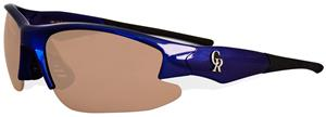 Maxx MLB Colorado Rockies Dynasty Sunglasses