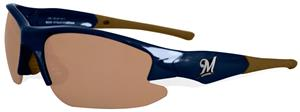 Maxx MLB Milwaukee Brewers Dynasty Sunglasses