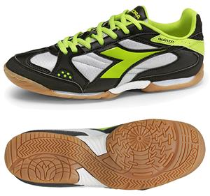 Diadora Quinto ID Futsal Soccer Shoes - Black