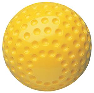 Champion Dimpled Pitching Machine Softballs (DOZ)