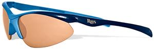 MLB Tampa Bay Rays Rookie Junior Sunglasses