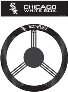 MLB Chicago White Sox Steering Wheel Cover