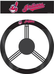 MLB Cleveland Indians Steering Wheel Cover