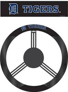 MLB Detroit Tigers Steering Wheel Cover