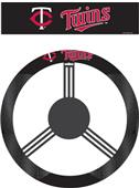 MLB Minnesota Twins Steering Wheel Cover