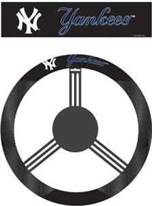 MLB New York Yankees Steering Wheel Cover