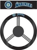 MLB Seattle Mariners Steering Wheel Cover