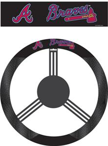 MLB Atlanta Braves Steering Wheel Cover