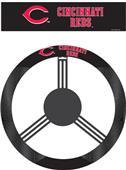MLB Cincinnati Reds Steering Wheel Cover