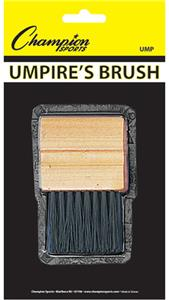 Champion Sports Baseball Umpire Brush