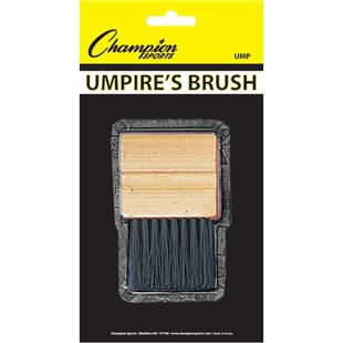 Champion Sports Baseball Umpire Brush