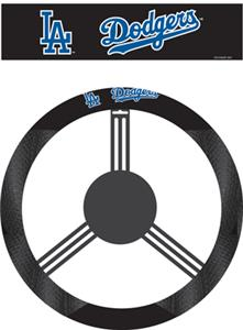 MLB Los Angeles Dodgers Steering Wheel Cover