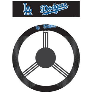 MLB Los Angeles Dodgers Steering Wheel Cover