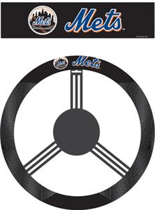 MLB New York Mets Steering Wheel Cover