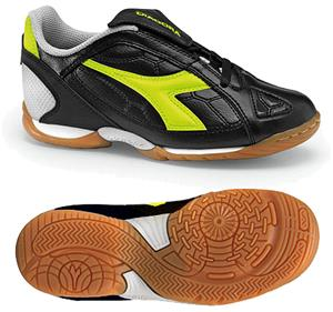 Diadora DD-Eleven ID JR Soccer Shoes - Black