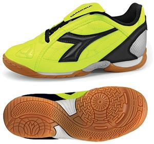Diadora DD Eleven ID JR Soccer Shoes - Yellow