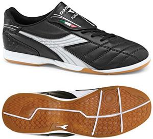 Diadora Forza ID JR Soccer Shoes - Black