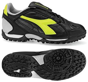 Diadora DD-Eleven TF JR Soccer Shoes - Black