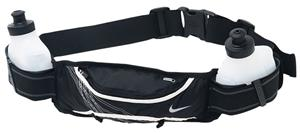 NIKE Lightweight Hydration Belt 2 Bottle